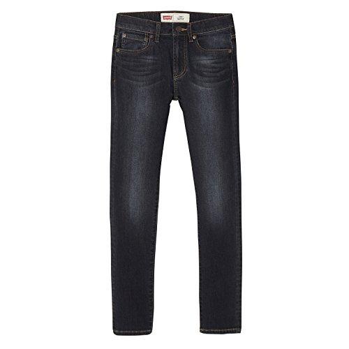 Levi's kids trousers nm22077, jeans bambino, blu (indigo 46), 10 anni (taglia produttore: 10a)