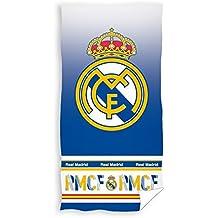 Real Madrid Toalla de ducha (150 x 75 cm Toalla de playa toalla rm173011