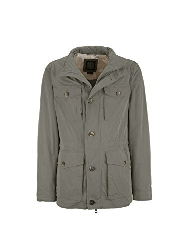 Geox Man Jacket, Blouson Homme Vert