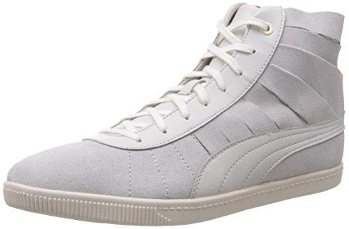 Puma Women's Glyde Cutout Wn's Grey Suede Fashion Sneakers - 5 UK