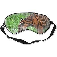 Schlafmaske, neugieriger Tiger, Unisex Augenmaske, Augenschutz preisvergleich bei billige-tabletten.eu