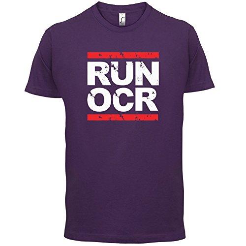 Run OCR - Herren T-Shirt - 13 Farben Lila