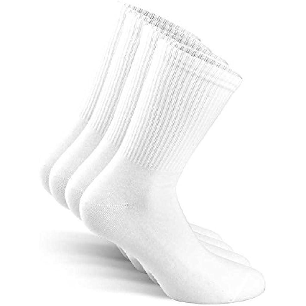 edfaa982 Snocks Calcetines deportivos unisex - Calcetines de tenis altos ...