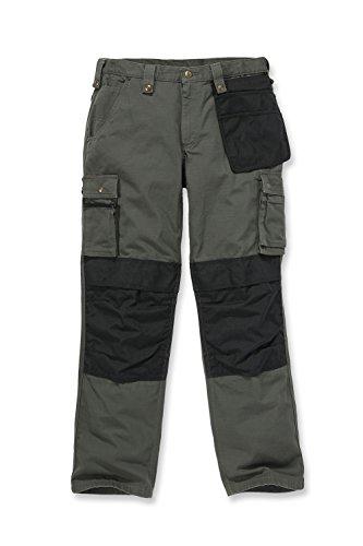 Carhartt Multi Pocket Ripstop Pant - Arbeitshose (32/32, Moss) (Pocket Carhartt)
