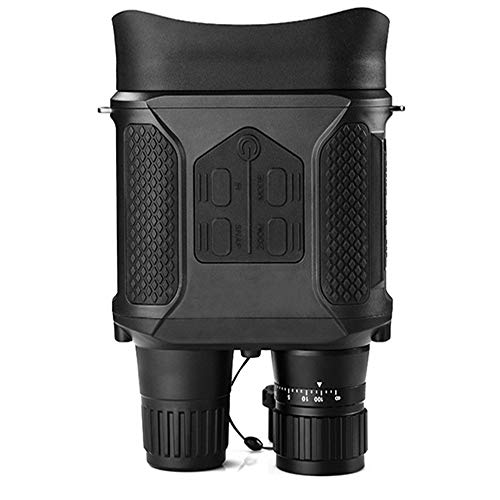 MISSLYY Infrarot-binokulares digitales Nachtsichtgerät mit großem Display für Komfortables Beobachten bei Tag und Nacht mit