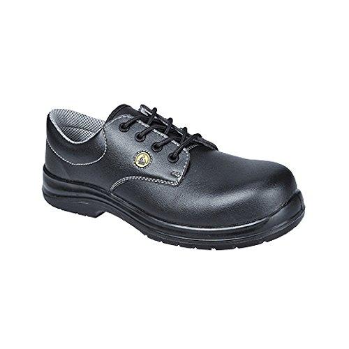 Portwest FC01-Chaussure de Sécurité ESD S1 36/3, FC01BKR47 blanc