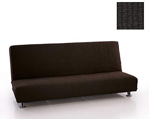 Dorte Haus. Stretch-Sofabezug für IKEA Click Clack Bordeaux 3Sitzer 180-200cm