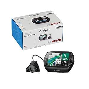 Bosch Nyon INKL. Halter, Kit di aggiornamento Unisex-Adulto, Nero, Taglia Unica