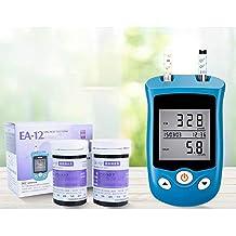 CX ECO El medidor de ácido úrico 2 en1 para probador de azúcar en la Sangre