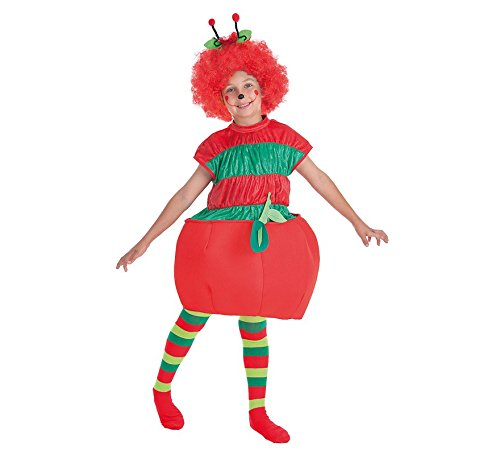 Imagen de llopis  disfraz infantil gusano y manzana t 4