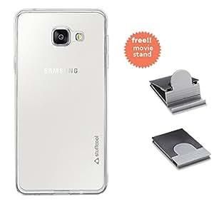 Stuffcool Pure Transparent Soft Back Case Samsung Galaxy A7 (2016) - Clear