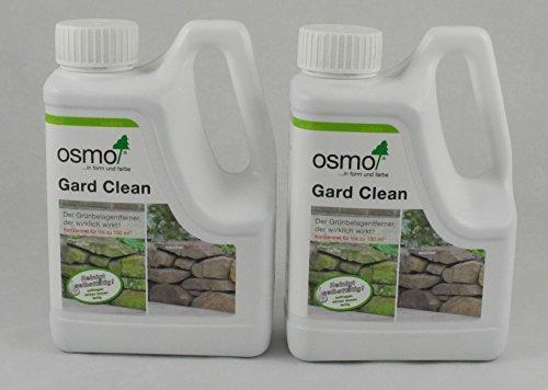Osmo Spar-Set 2x Gard Clean 6606, 1l, für die Reinigung und Pflege der Terrasse