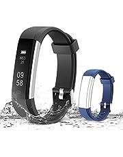 MUZILI Smart Fitness Band IPX7 Waterproof Activity Tracker
