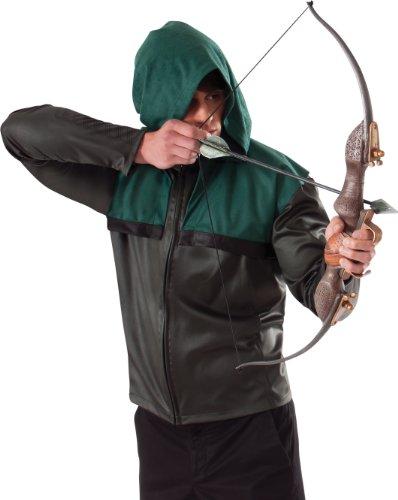 Rubie's Rubies Arrow-Kostümset, Herren, I-32052, - Green Arrow Kostüm Für Kind