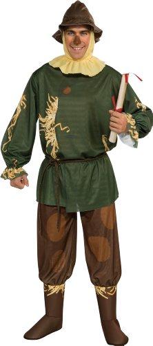 Imagen de rubie 's–disfraz de oficial el espantapájaros mago de oz–tamaño mediano alternativa