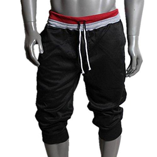 Pantalones cortos hombre , Amlaiworld Pantalones de chándal de hombre Pantalones deportivos...