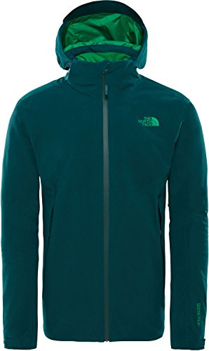 THE NORTH FACE Apex Flex GTX 2.0 Regenjacke Garden Green- ,M - Face Herren North Jacke Apex