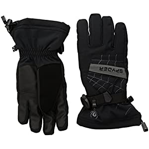 Spyder Kinder Boy's Overweb Handschuhe