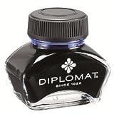 Diplomat Tintenglas 30ml schwarz