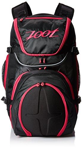 promo code 7d36c 3f493 Zoot Ultra Tri Bag - Mochila, color negro  black punch, talla  59