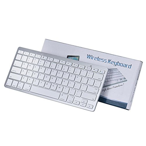 Scanner Street Hip (Bluethooth Tastatur QWERTZ Deutsche für Hip Street Phantom 2 - X5 Perl Weiß)