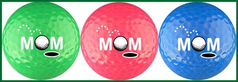 World Globe Special Occasion Golf Ball Set by Pro-Grade -