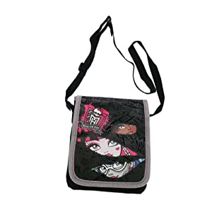 Monster High MH001008 – Bolso Negro Negro