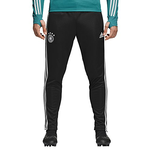 adidas Herren DFB Trainingshose Black/Grey Two/White, M