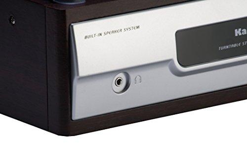 Karcher KA 8050 Lautsprecher-Plattenspieler - 6