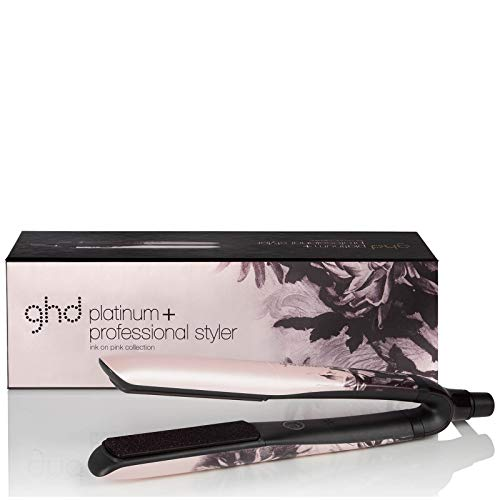 ghd Platinum+ Ink on Pink Styler Limited Edition Hair Straightener UK For All