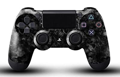 Custom PS4 Controller - Black Reaper