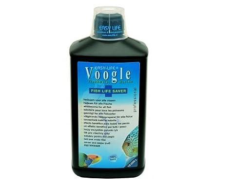 Easy Life Voogle Traitement de l'Eau pour Aquariophilie 1000 ml