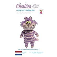 Cheshire Kat: Amigurumi Haakpatroon (Alice in Wonderland Patronen Book 2)
