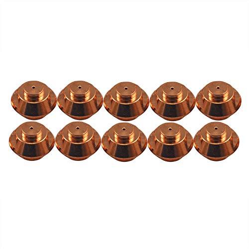 9-5618 Plasms Tip Schneiddüse, 0,043, 45Amp für THERMAL DYNAMICS PCH-/M-52 plasmaschneider 10pk (Plasmaschneider Thermal Dynamics)