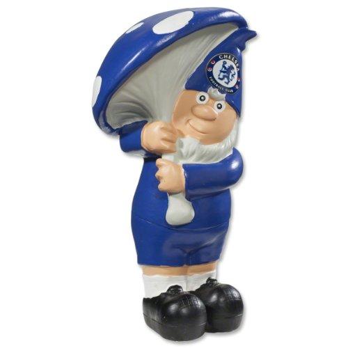 Garden Gnome (Chelsea FC Mushroom Garden Gnome)