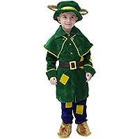 c646e3c0015e Pegasus Vestito Costume Maschera di Carnevale Baby - Volpe di Pinocchio -  Taglia 2/3