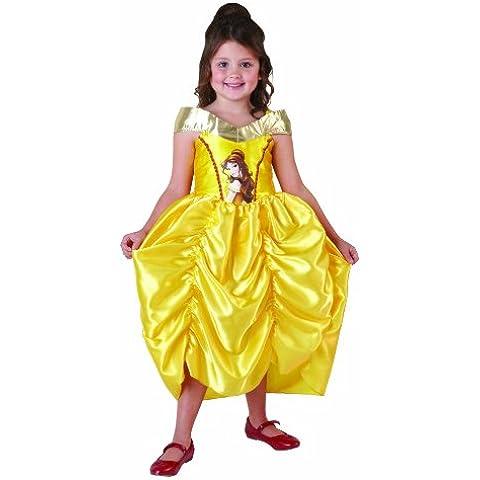 Disney - Disfraz infantil de Bella clásico (Rubie's I-881857S)