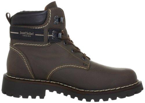 Josef Seibel Schuhfabrik Gmbh 21925 La66 340, Boots homme Marron (340 Brasil)