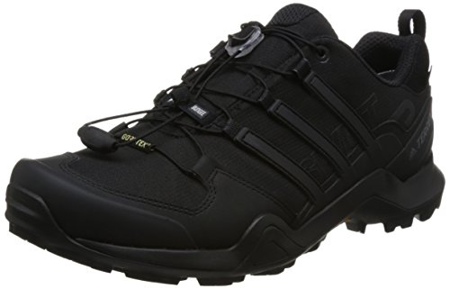 best website 22b8b f2166 adidas Men s Terrex Swift R2 Gtx Cross Trainers, Black (Core Black Core  Black