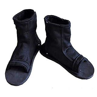 AVSUPPLY Naruto Shippuden Ninja Schuhe, Schwarz, 42 EU
