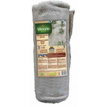 Vilmorin - Paillage potager toutes cultures 1m x 5m 250g/m²