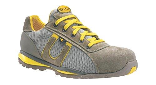JORI jo_ACTIVE Low S1P 12201 - Zapatos de protección para unisex-adultos, color negro, talla 37