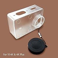 iMusk Soft Silikon Kamera Tasche Cover Protector für Xiaomi Yi 4K & 4K Plus Sports & Action Digitalkamera Taschen Koffer Zubehör