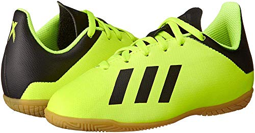 sale retailer f1480 359f6 adidas X Tango 18.4 IN J, Zapatillas de fútbol Sala Unisex niño, Negbás