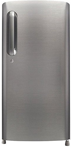 LG 190 L 3 Star Direct-Cool Single Door Refrigerator (GL-B201APZW.APZZEBN,...