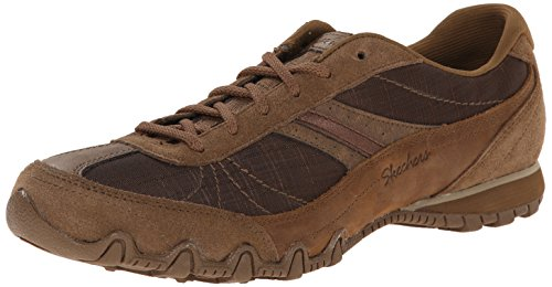 Skechers - Bikers Systematic, Sneakers da donna Desert Crazy Horse