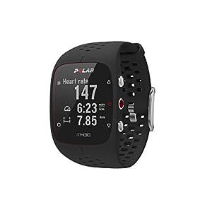 Polar M430Training with GPS Pulsometro and Wrist Watch, unisex adult, Unisex adult, M430, Black, M