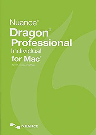 Dragon Professional Individual 6.0 for Mac [Mac Download]