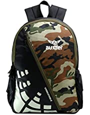 AUXTER UNB 30 LTR Green School Bag Casual Backpack with Lapt