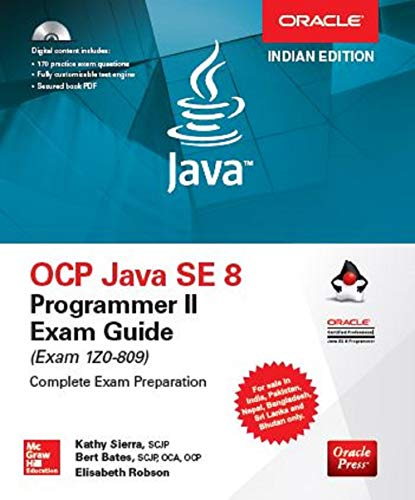 OCP Java SE 8: Programmer II Exam Guide